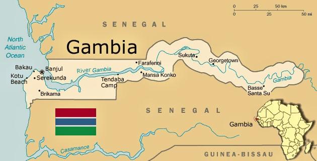 Yundum, Gambia 0