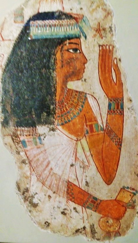 egyptian hairdress 01