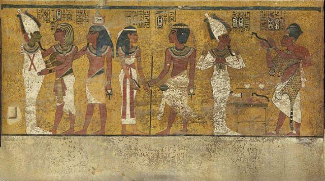 egyptian statue 0