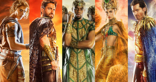 Controversy behind Gods of Egypt movie 2016