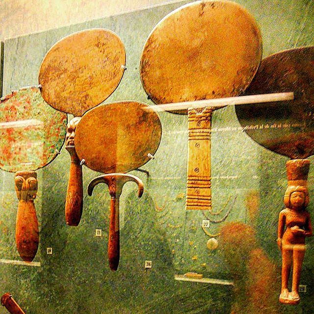 egyptian mirrors