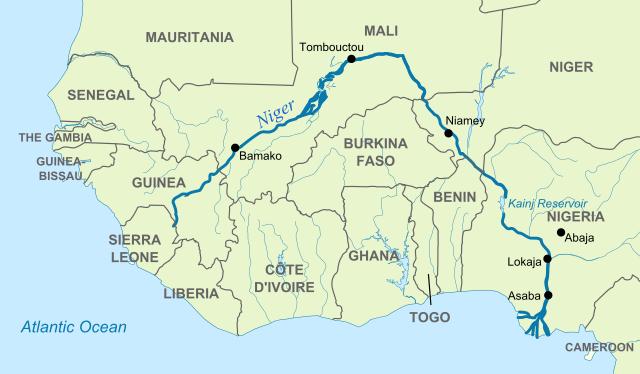 niger river 10