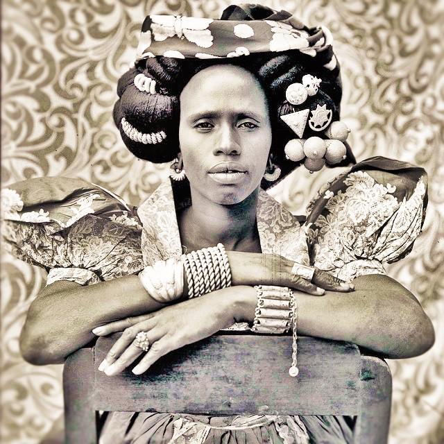 west african women 0