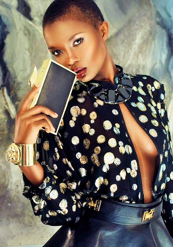 Model: Aliane Uwimana Gatabazi