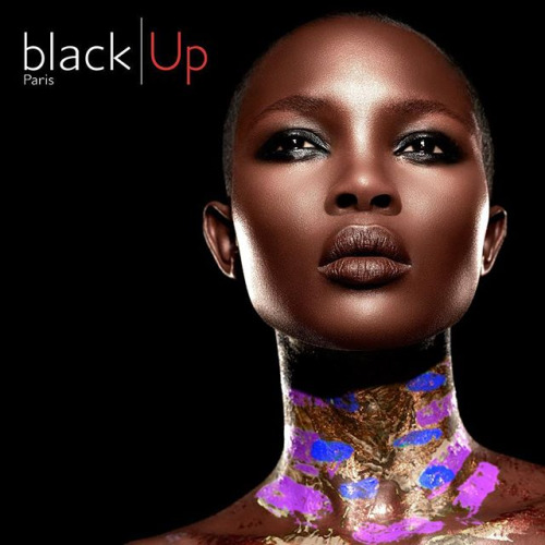 Aliane Uwimana Gatabazi black up 100