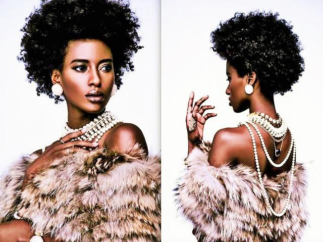 Model: Sara Naomi