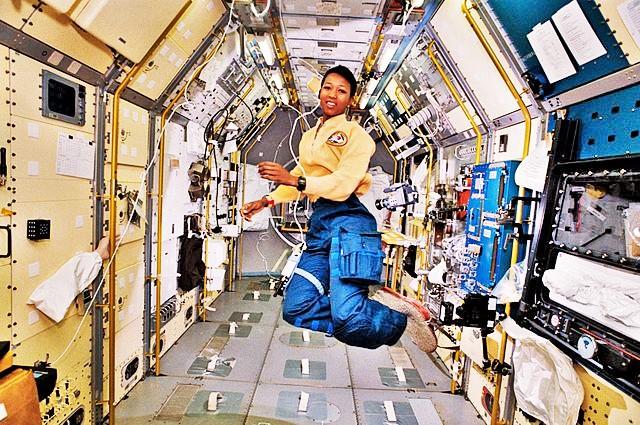NASA Astronaut: Mae Jemison