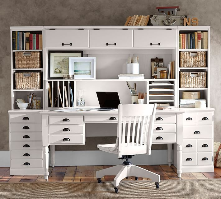 A Few Random Home Office Inspirations