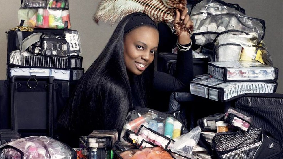 International Make-Up Artist Extraordinaire: Pat McGrath