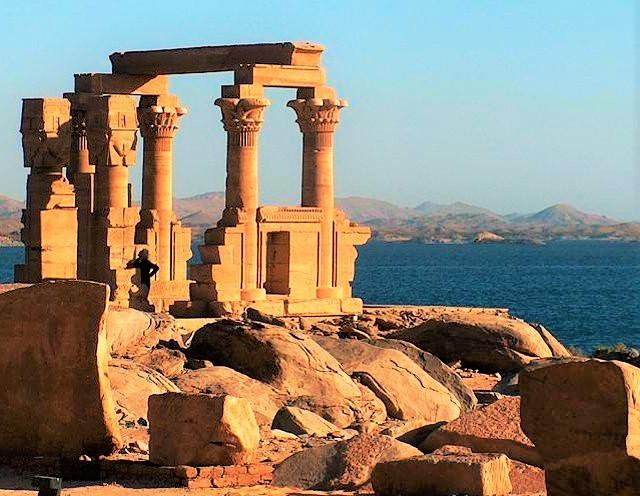 Nubian Temple 300