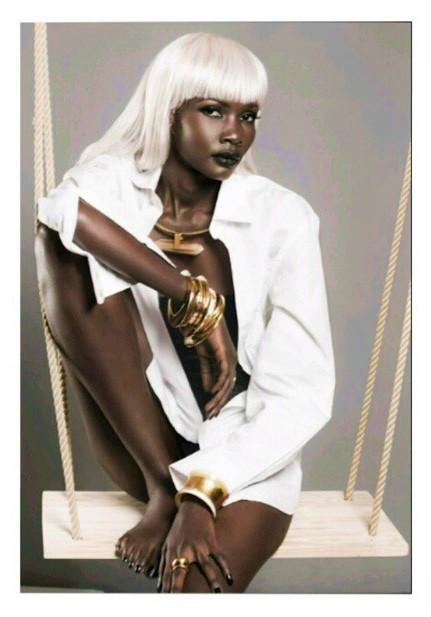 Model: Patricia Akello