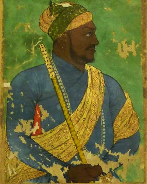 Africans In India as far back as the 4th century?