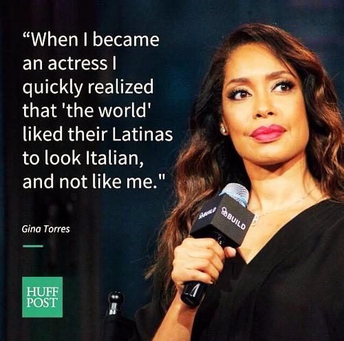 Actress: Gina Torres