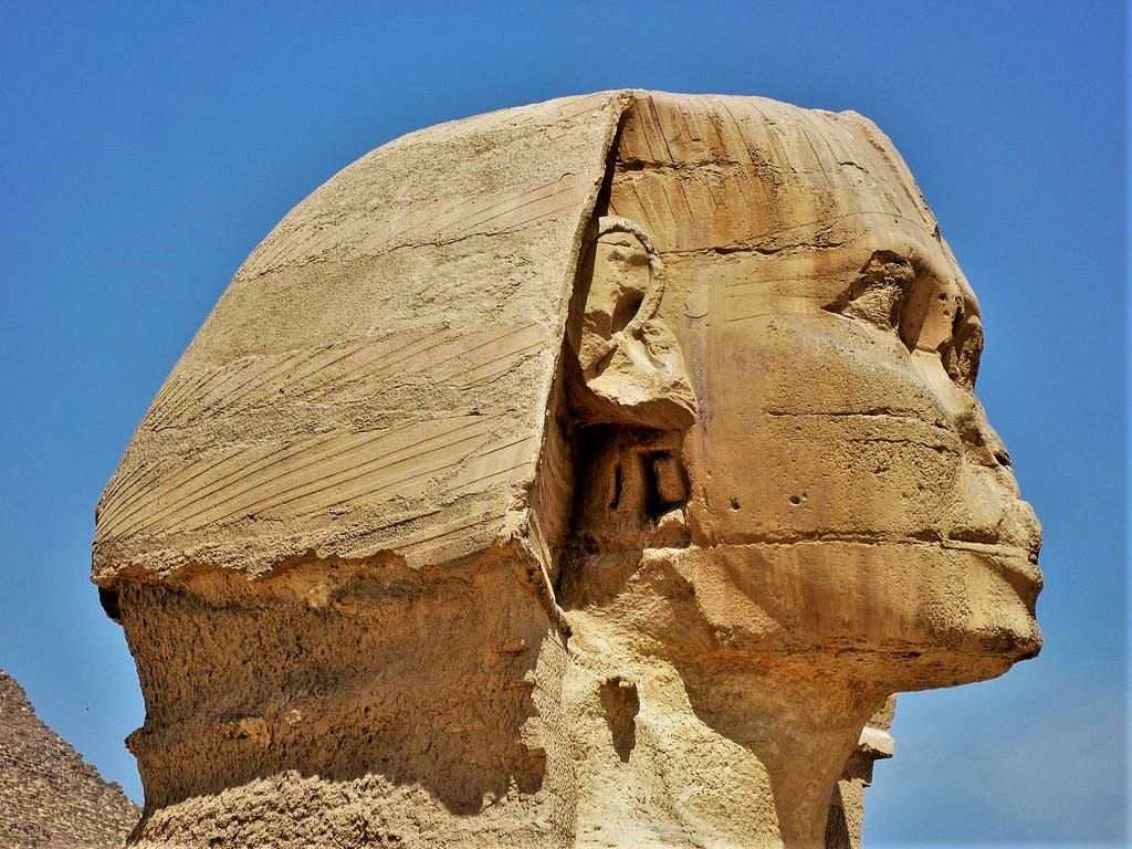 Robert Bauval's findings on the Giza Pyramids & Sphinx
