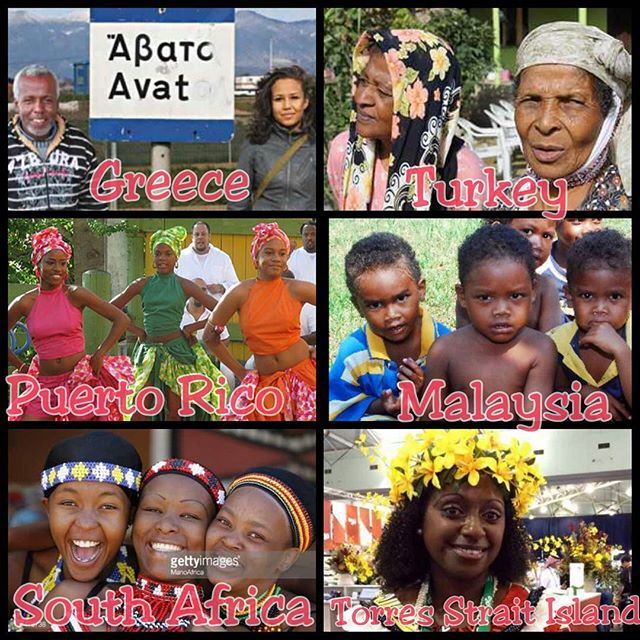 Africans around the world 01
