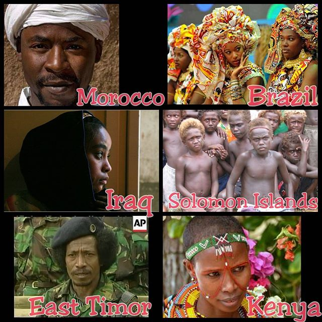 Africans around the world 02