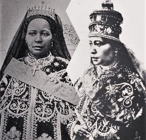 Empress Zewditu of Ethiopia, Africa