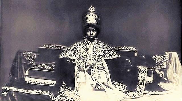 Empress Zewditu 02