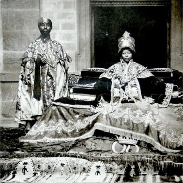 Empress Zewditu 03