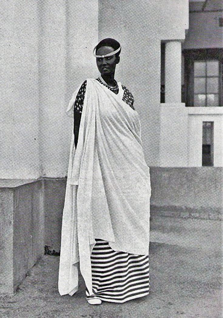 Princess Emma Bakayishonga of Rwanda 0