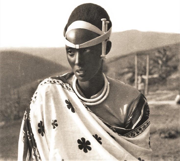 Princess Emma Bakayishonga of Rwanda 00