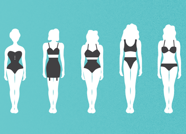 different body shapes 902