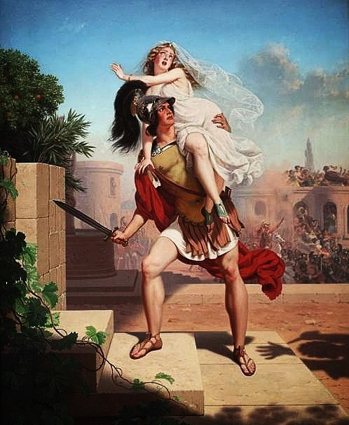Roman Men & The Sabine Women
