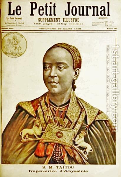 Empress Taytu Betul 00