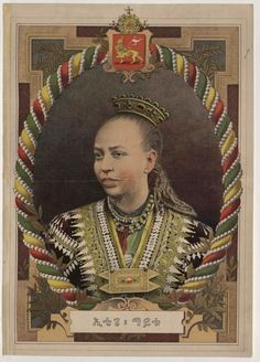 Empress Taytu Betul 04