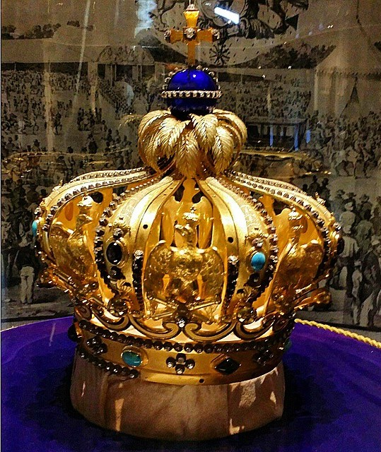 Haiti Faustin Soulouque crown