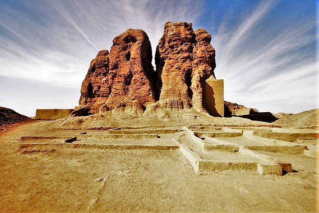 The Deffufa Temples in Kerma, Nubia, Sudan at least 9,500 years old?