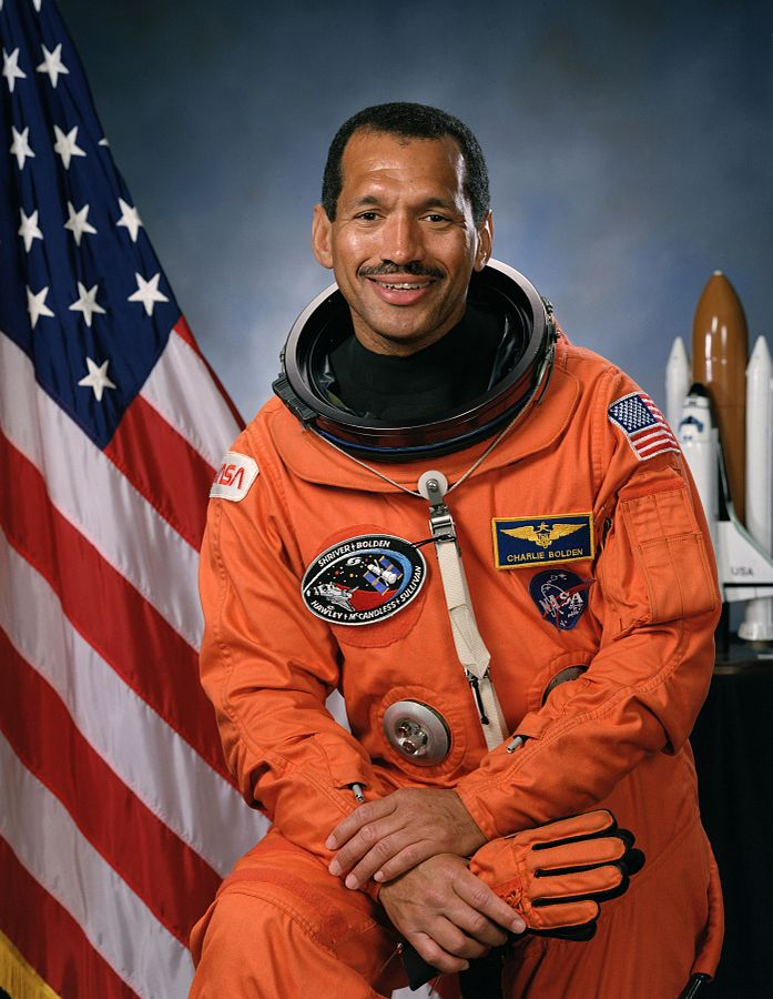 Former NASA Astronaut & The Current Chief Administrator of NASA: Charlie F. Bolden