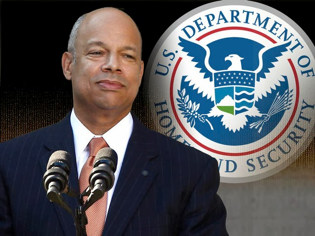Homeland Security Secretary: Jeh Charles  Johnson