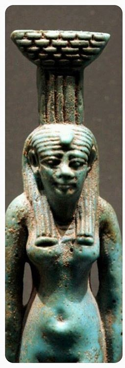 Nephthys one of the original five gods of ancient Egypt