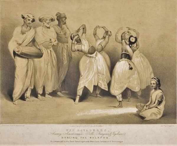 african elites in India 08