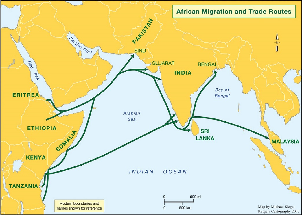 E African Migrations_8