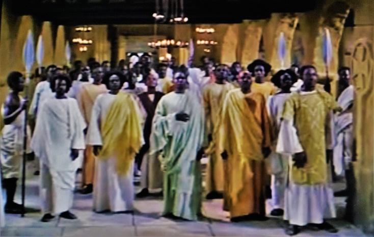 Abyssinian King 95