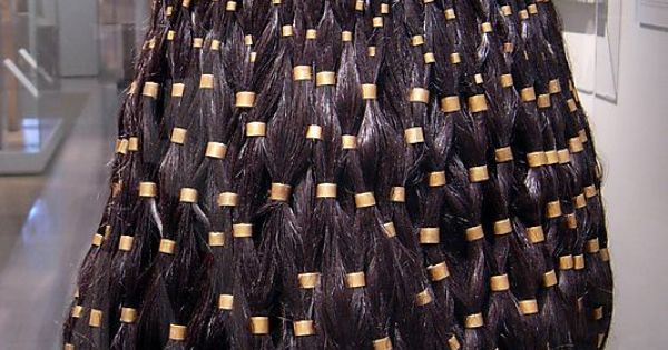Ancient Egyptian Wigs 01
