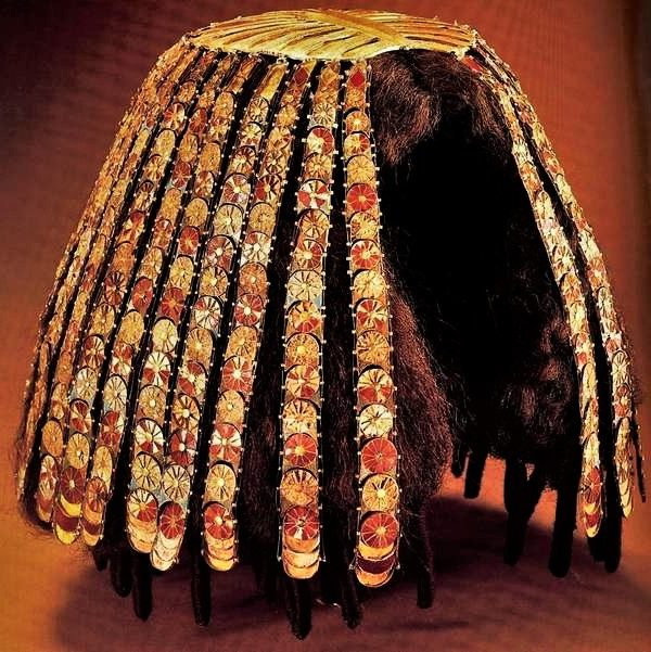 Ancient Egyptian Wigs 03