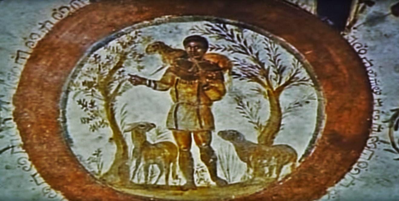 Rome catacombs 0