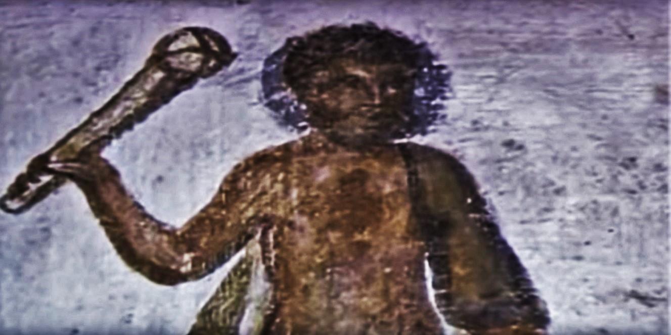 Rome catacombs 04