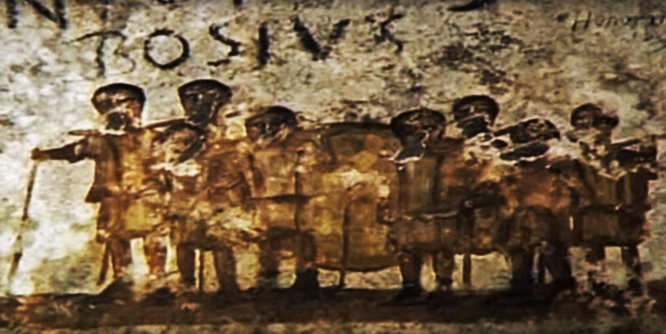 Rome catacombs 06