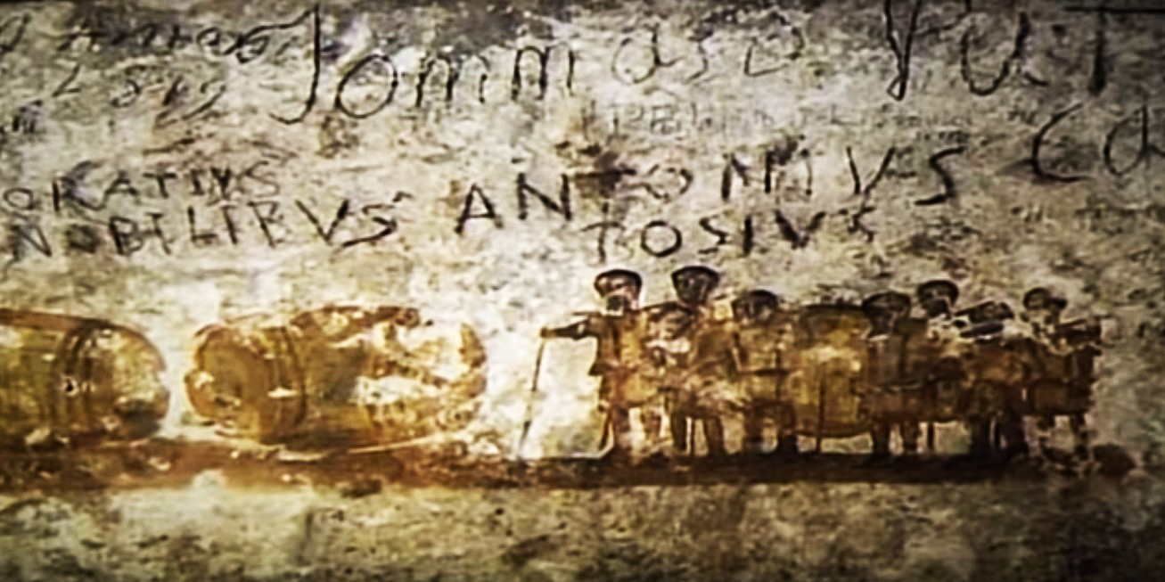 Rome catacombs 07