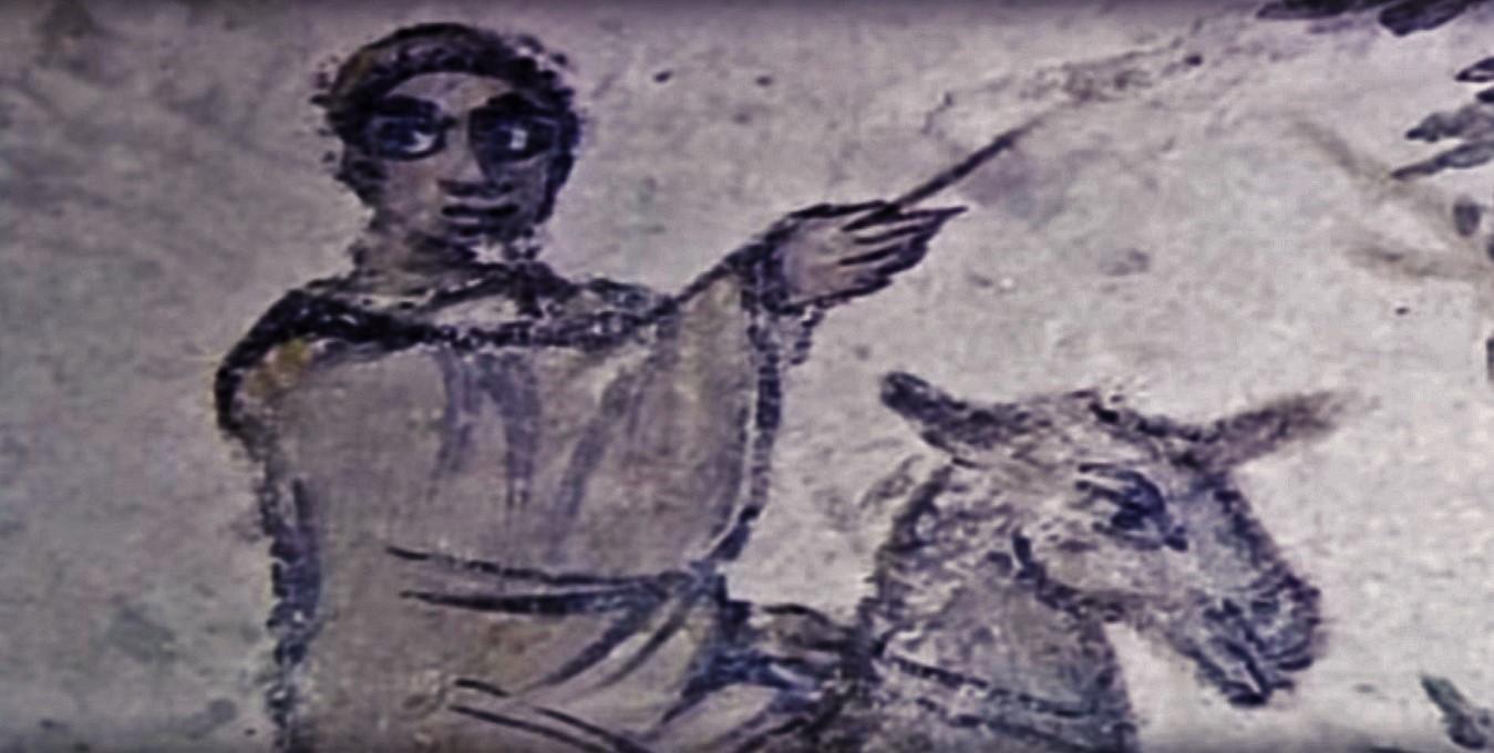 Rome catacombs 19