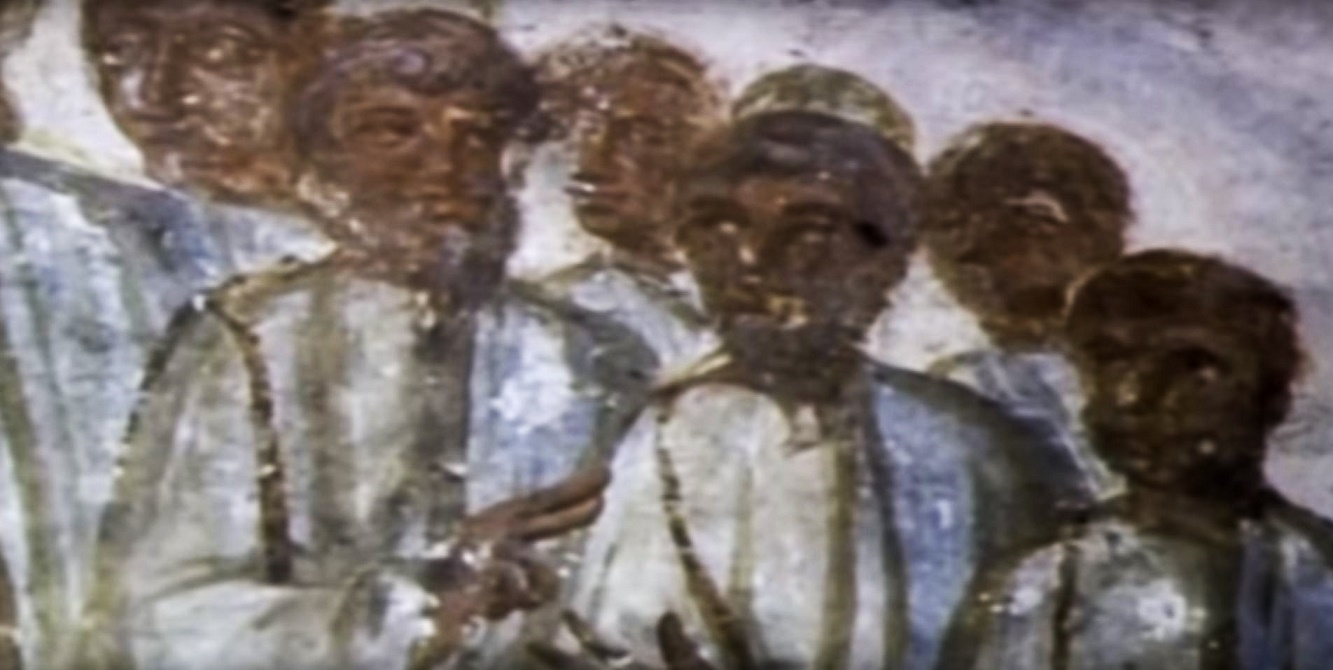 Rome catacombs 25