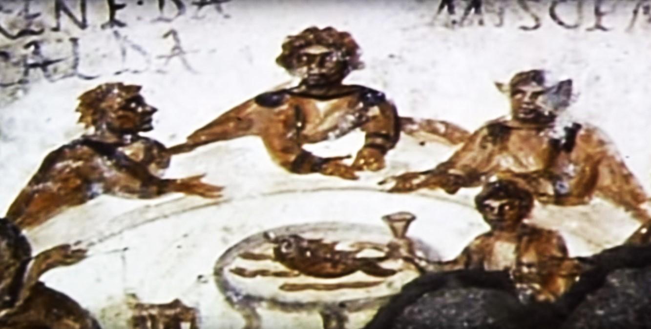 Rome catacombs 28