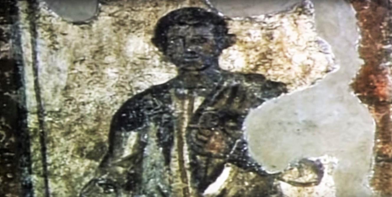 Rome catacombs 29