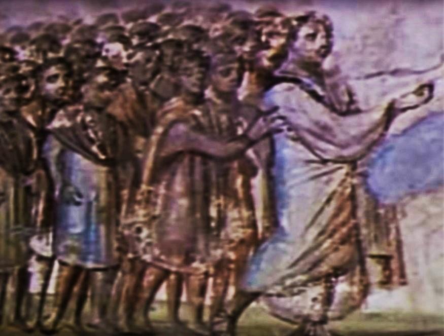 Rome catacombs 31