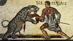 romano mosaic
