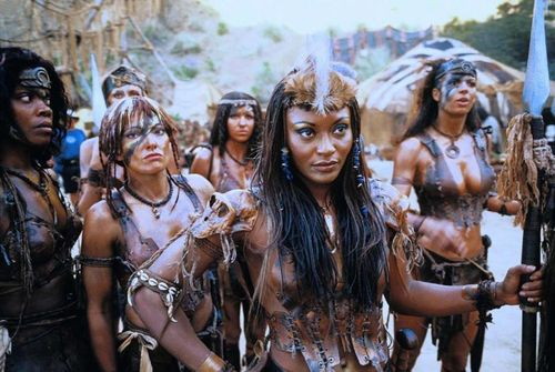 The Scorpion King Sherri Howard As Queen Isis